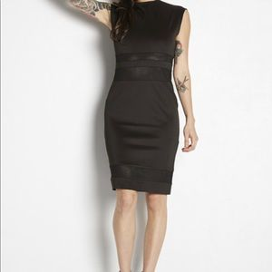 NWT Shades Of Grey By Micah Cohen Bodycon Dress M